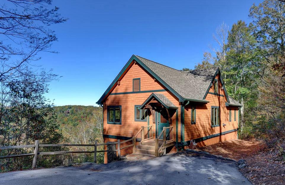 sapphire valley blue ridge cabin rentals